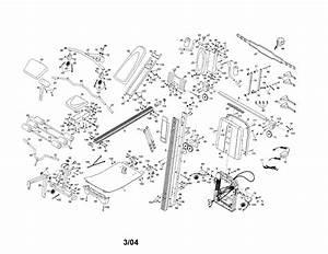 Weider Crossbow Platinum Parts