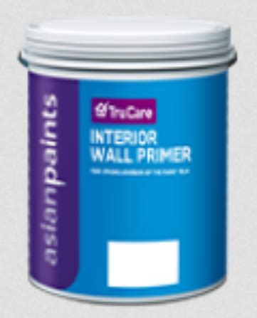 trucare interior wall primer water thinnable asian