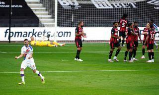 Crystal Palace pile more pressure on struggling ...