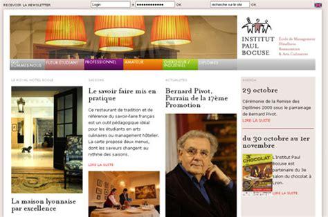 Cours De Cuisine Lyon Paul Bocuse by Un Nouveau Restaurant 233 Cole Anim 233 Par L Institut Paul
