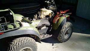 1995 Polaris Sportsman 400 4x4 Running Issues