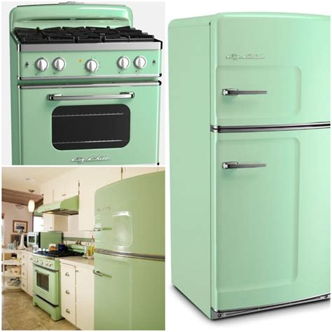 green kitchen products taste the rainbow vintage kitchens of every shade 1425