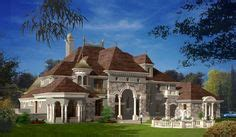 Spectacular House Surrounded By Moat by 1000 Images About Castle Style Homes On