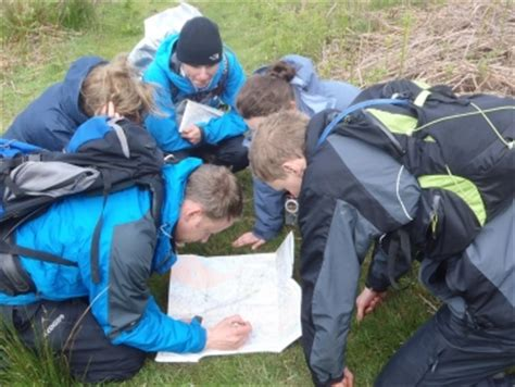 Outdoor Qualifications  Expedition And Outdoor Skills