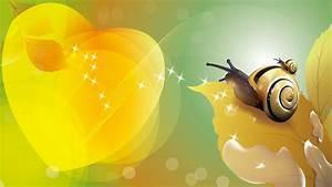 Hintergrundbilder Schnecke in der Liebe Grafik - My HD ...