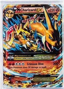 Pokemon Mega Charizard EX 13/106 - XY Flashfire - ULTRA ...