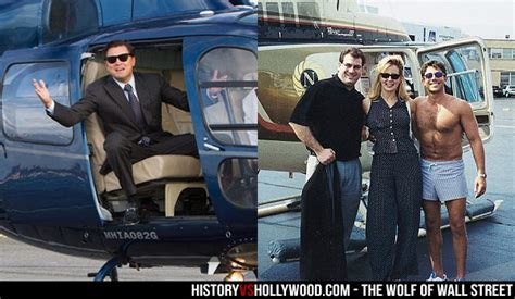 Nadine Yacht Sinking Plane Crash by Wolf Of Wall True Story Real Belfort