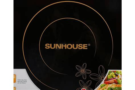 single induction cooktop sunhouse shd