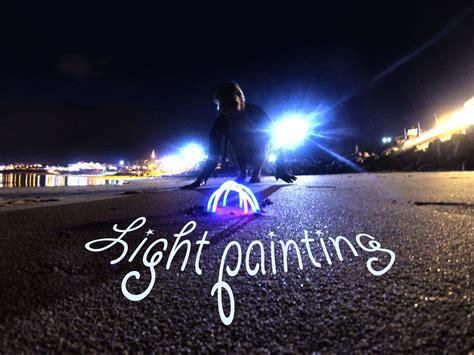 tips light painting rental kamera malang