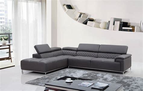 Contemporary Italian Leather Sectional Sofas by Italian Leather Sectionals New