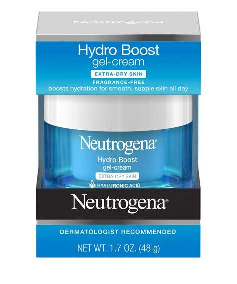 Hydro Boost Face Gel Cream with Hyaluronic Acid | NEUTROGENA®