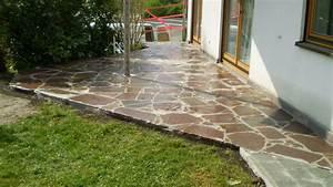 Schieferplatten Terrasse Preise : terrassen treppen terrassen treppen gartengestaltung ~ Michelbontemps.com Haus und Dekorationen