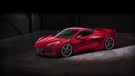 The 495-hp, 2020 Mid-engine Chevrolet Corvette Is Here