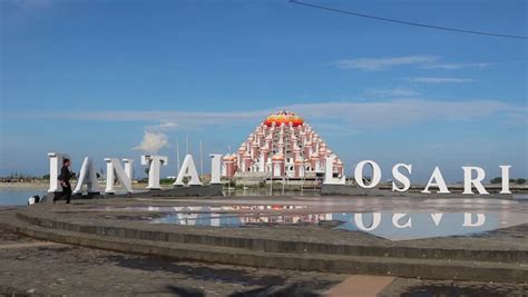 Makassar Indonesia March 2 2019 Stock Footage Video 100