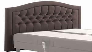 Tete Lit Capitonnée : t te de lit capitonn e au meilleur prix ~ Premium-room.com Idées de Décoration
