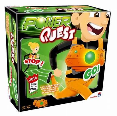 Quest Power Action Chrono Spel Fun Dujardin
