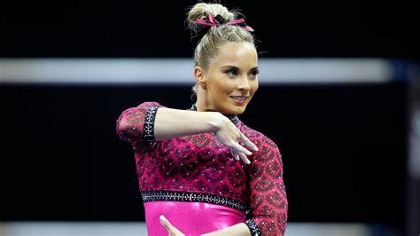 gymnast mykayla skinner aiming  olympic berth