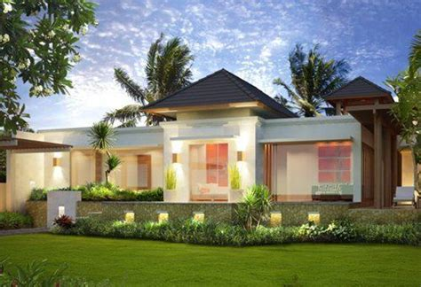 desain rumah mewah mewah  lantai model spanyol rumah