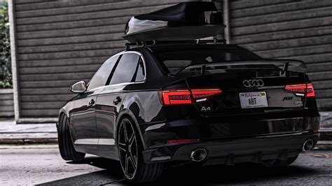 audi a4 tuning 2017 audi a4 quattro abt add on replace tuning