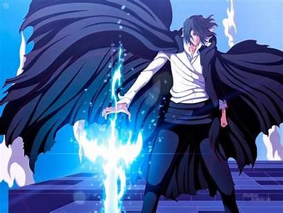Bleach Wallpapers 4k Anime Background Zangetsu Wide