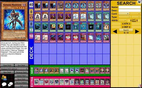 spellcaster deck yugioh gx duel academy gagaga spellcaster deck d taringa