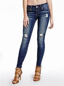 GUESS Womenu0026#39;s Laila Skinny Jeans