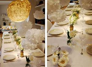 Gold and White Party Decorations Nana's Workshop