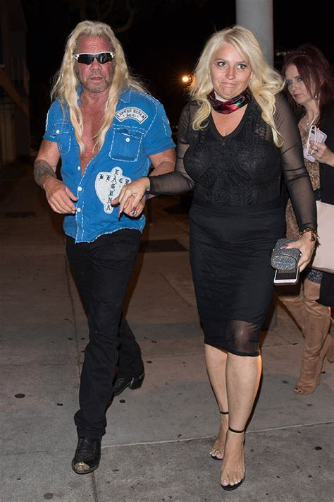 beth chapman of dog the bounty hunter steps out after