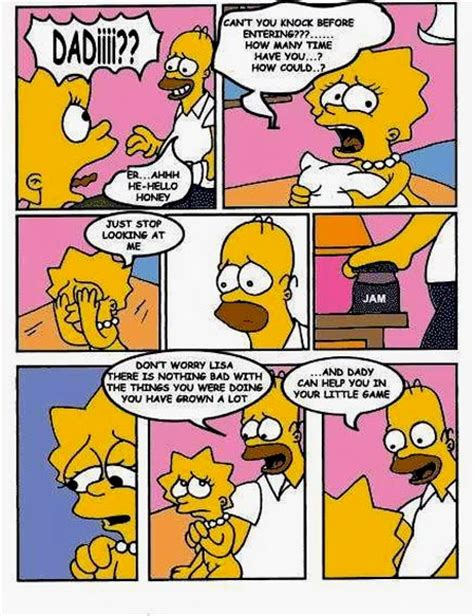 Porn comic simpsons The Simpsons