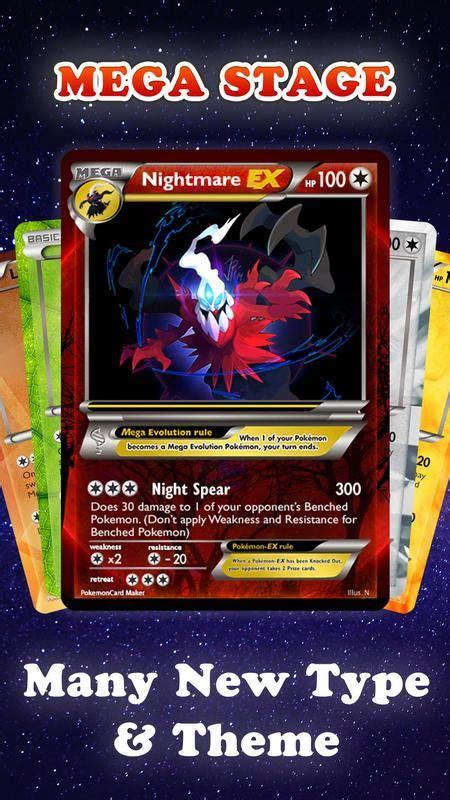 card maker  pokemon  android apk