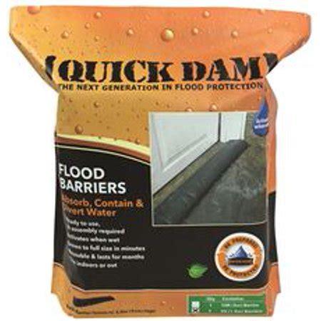quick dam expanding flood barrier     ft