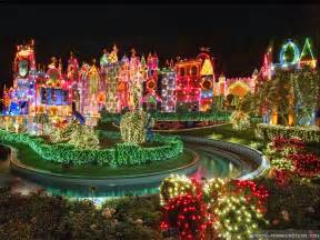 colorful disneyland outdoor christmas decorations