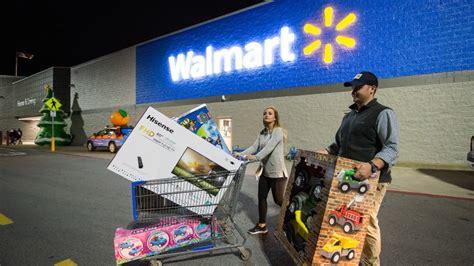 walmart helps customers light up black friday 2018
