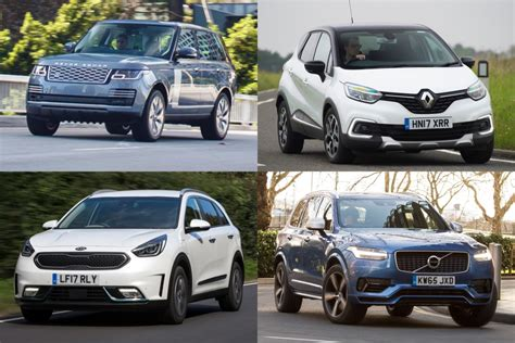 Is The Most Economical Suv by Most Economical Suvs 4x4s And Crossovers 2019 Auto Express