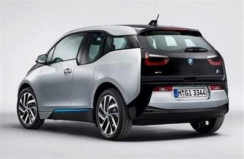 2014 Bmw I3 by 2014 Bmw I3 Electric Car Revealed In Leaked Images
