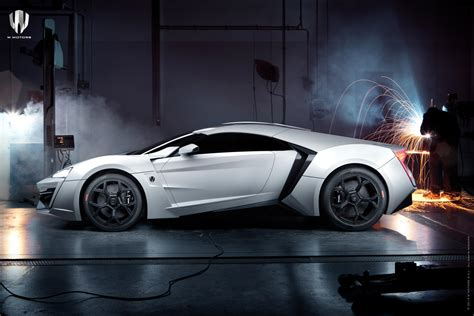 Lykan Hypercar : W Motors Lykan -the Most Exclusive Hypercar In The World