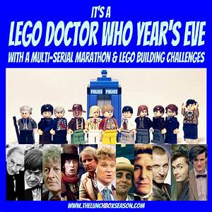 It's a Lego Doctor Who Year's Eve: Multi-Serial Marathon ...