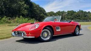 1961 Ferrari 250gt Swb California Replica 302ci V8 Tremec