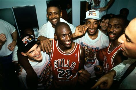 chicago bulls dynasty chicago bulls history