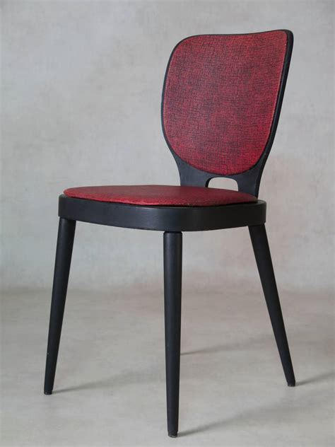funky 1950s caf 233 chairs for sale at 1stdibs