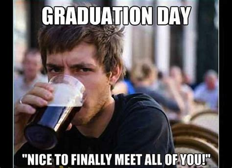 College Graduation Memes - hilarious graduation memes to help you avoid the real world