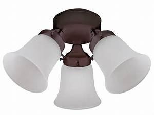 hunter kit d39eclairage flush mount pour ventilateur de With carrelage adhesif salle de bain avec 6 volt led lights