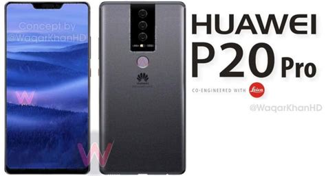 huawei s upcoming p20 pro might be even more expensive than the galaxy s9 botswana youth magazine