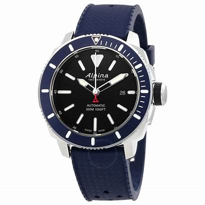 Alpina Seastrong Diver 300 Automatic Watches Jomashop