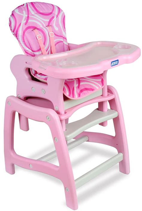 reclining baby high chair sears
