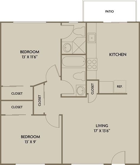 2 Bedroom 2 1 2 Bath House Plans • 2018 House Plans And