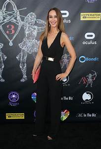 Nadia Jordan At Artemis Women In Action Film Festival Gala In Los Angeles 04  21  2017  U2013 Hawtcelebs