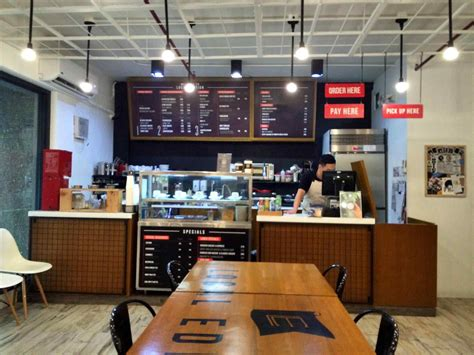 The Images Collection Of Interior Small Modern Coffee Shop