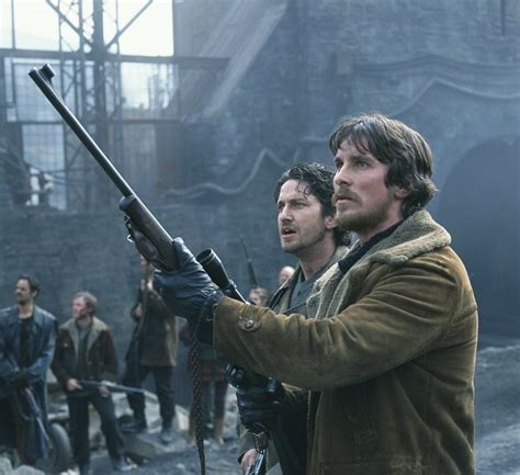 Salvage Operation Reign Of Fire  Talking Movies