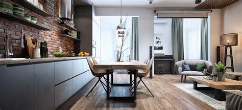 exposed brick kitchen exposed brick kitchen interior design ideas
